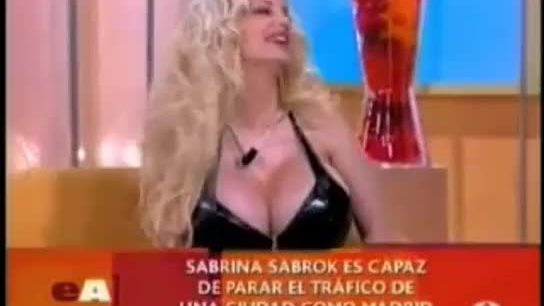 Sabrina sabrok celeb biggest boobs in the world